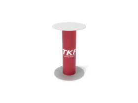 Stork table - Round bar table
