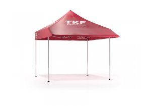 Rapid Premium Scissors Party Tent with a Marquee