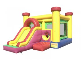 Inflatable bouncy castles rental